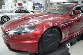 Steinschlagschutz XPEL Ultimate Aston MArtin DB 9 2