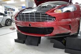 Steinschlagschutz XPEL Ultimate Aston MArtin DB 9 3