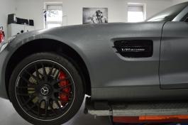Mercedes GT AMG S Matt