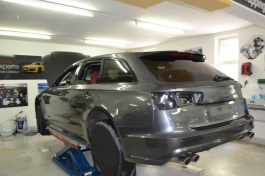 Steinschlagschutz XPEL Stealth Audi RS6 Avant1